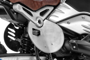 Wunderlich BMW R9T Number Boards - Alloy