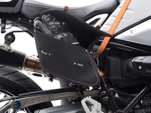 Wunderlich BMW R9T Leather Side Pocket - Right