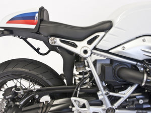 MachineArt BMW R9T X-Head Protectors + MudSling Combo