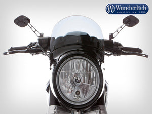 Wunderlich BMW R9T Vintage Headlight Cowl - Blackstorm Metallic