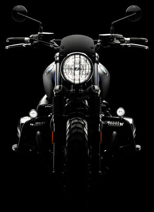 Rizoma BMW R9T Front Light Cover Grill Guard