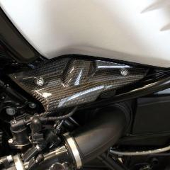 LuisMoto BMW R9T Carbon Injector Cover