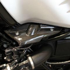 LuisMoto BMW R9T Carbon Injector Cover 2017+