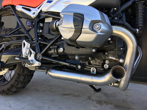MASS Moto BMW R9T Come Back 2-into-1 Exhaust System
