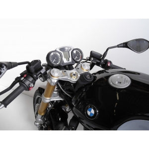 Gilles Tooling BMW R9T Adjustable Clip-On Handlebar Kit - Pier City Custom BMW R9T