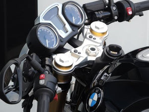 AC Schnitzer BMW R9T Adjustable Clip On Handlebars Roadster - Pier City Custom BMW R9T