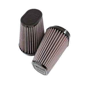DNA Filters BMW R9T Air Filter Set - Rubber Top (Pair) - Pier City Custom BMW R9T