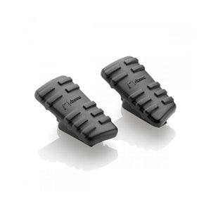 Rizoma BMW R9T Touring Footpeg Rubber Inserts - Pier City Custom BMW R9T