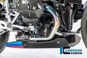 Ilmberger BMW R9T Racer Carbon Sump Cover