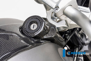 Ilmberger BMW R9T Carbon Ignition Cover - Pier City Custom BMW R9T