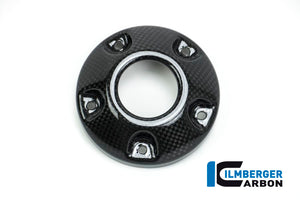Ilmberger BMW R9T Carbon Exhaust Tip Cover Panel
