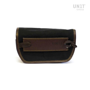 Unit Garage BMW R9T Sahara Handlebar Bag - Canvas