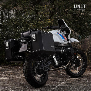 Unit Garage BMW R9T Atlas Aluminium Pannier - 40l