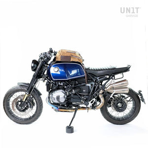 Unit Garage BMW R9T Tank Bag - Canvas