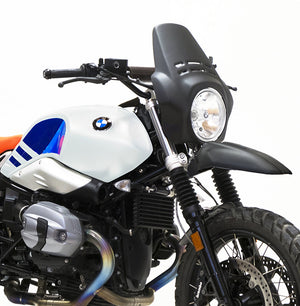 Unit Garage BMW R9T Urban GS Tall Windshield & Front Fender Kit