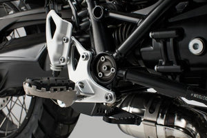 SW Motech BMW R9T ION Footrest Kit Scrambler & Urban GS