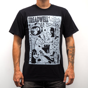 Treadwell Hayden T-Shirt - Black