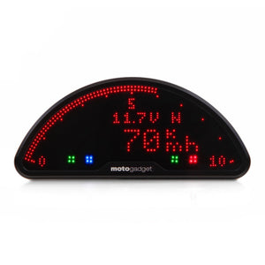 Motogadget Motoscope Pro BMW R9T Digital Dash