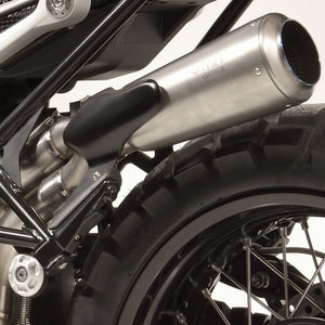 Unit Garage BMW R9T High Level Exhaust Cover - Pier City Custom BMW R9T