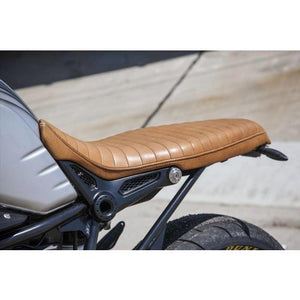 RSD BMW R9T Enzo Flat Out Seat Brown