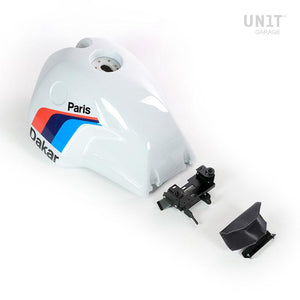 Unit Garage BMW R9T Fuel Tank Paris Dakar