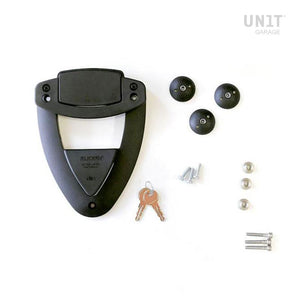 Unit Garage BMW R9T Luggage Quick Release System