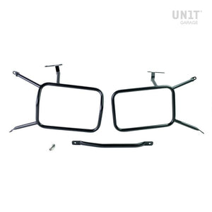 Unit Garage BMW R9T Inox Luggage Rack - Black