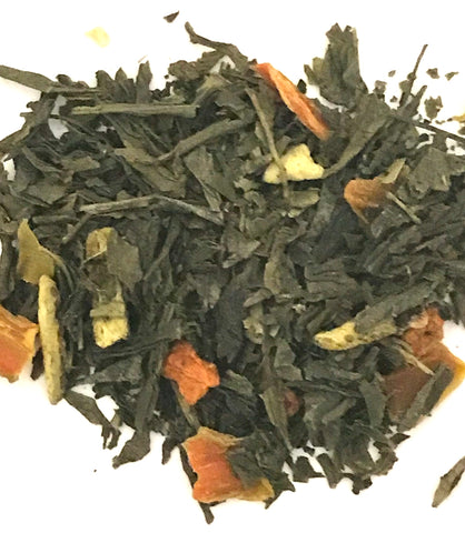 Ruby and Gold- Green Tea Blend