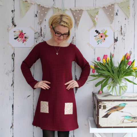 Tilly and the Buttons Coco Dress