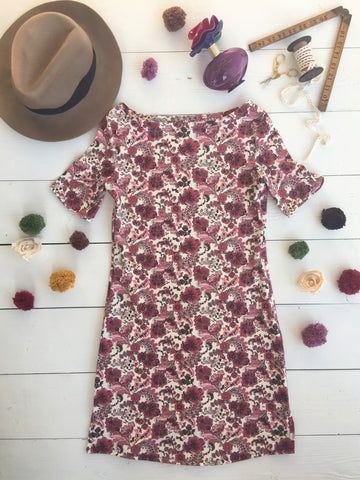 Seamwork Mesa dress