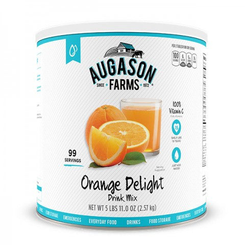 Orange Delight Drink Mix (Case of 3 or 6)