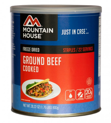 Ground Beef by Mountain House
