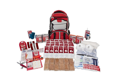 2 Person Guardian Deluxe 72 Hour Survival Kit