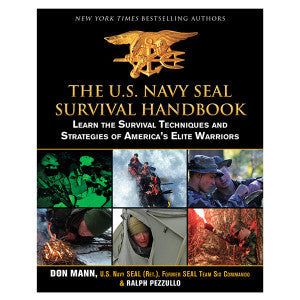 ProForce U.S. Navy Seal Survival Handbook
