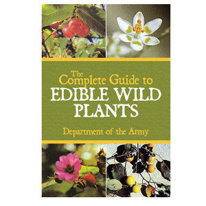 ProForce Complete Guide To Edible Plants