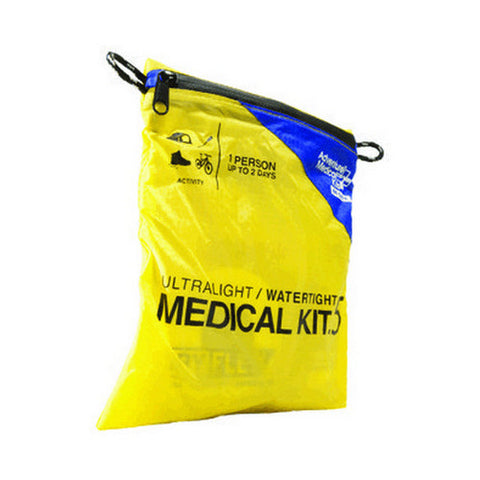 Ultralight/Watertight .5 Medical Kit, Yellow/Blue