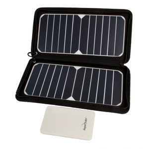 DUO Flex2 Plus - 13 Watt Solar Panel Package with Solar Kit
