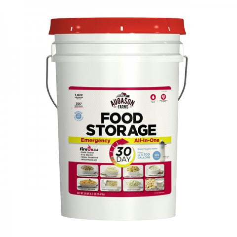 30 Day Food Storage Emergency All-in-One