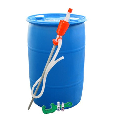 55 Gallon Emergency Water Storage Kit