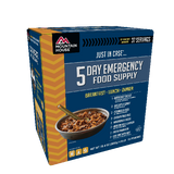 Just in Case 5 Day Emergency Food Supply by Mountain House