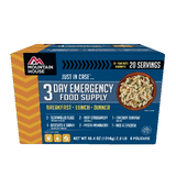 Just in Case 3 Day Emergency Food Supply by Mountain House
