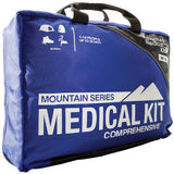 Comprehensive Medical Kit, Mountain Series, Blue/Black