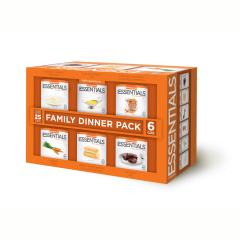 Family Dinner Pack (6 Cans)
