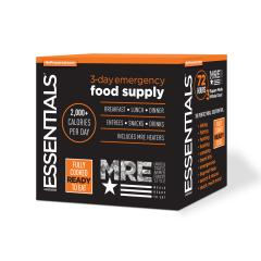 3-Day MRE Emergency Food Supply