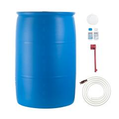 Ultimate 55 Gal Water Barrel Combo
