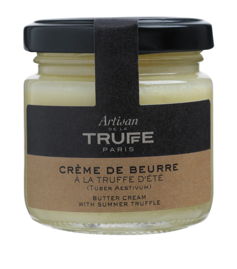 Butter Cream With Summer Truffle