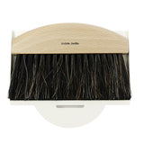 Mini Brush & Dustpan Set - Mr. & Mrs. Clynk in White