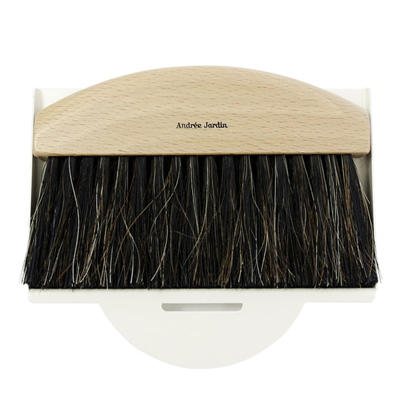 Dustpan Mini Brush Set MrMrs Clynk Off White