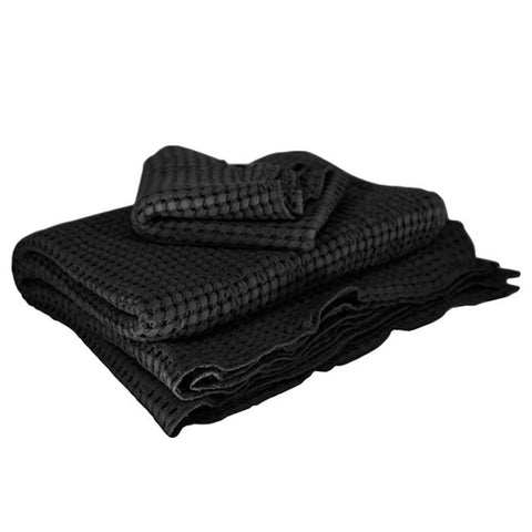 Towel Honeycomb Set 2 Pieces Ink