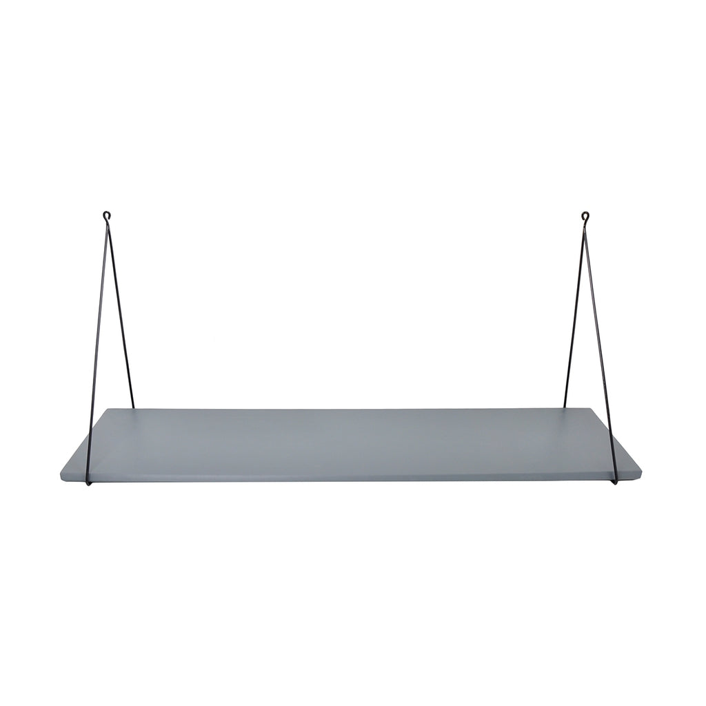 Shelf Etagere Babou 1 Ciment Grey